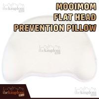 Mooimom Q90303 Flat-Head Prevention Pillow / Bantal Bayi Peyang