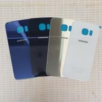 Back Casing Tutup Belakang Backdoor Samsung Galaxy S6 Edge G925 ORI