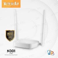 Tenda N301 N300 WiFi Wireless Router Extender 300Mbps Easy Setup