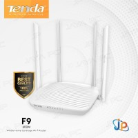 Tenda F9 600M WiFi Wireless Network Router Extender 600Mbps Whole-Home