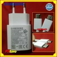 Charger Adaptor Samsung A70 A80 Original SEIN Fast Charging 25Watt