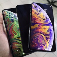 IPHONE XS MAX 64GB SECOND FULLSET - EX.INTERNATIONAL