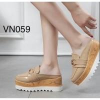 Sandal Wanita Wedges Santai Branded Terbaru WG80