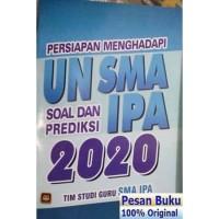 Buku Persiapan Menghadapi UN SMA IPA Soal Dan Prediksi 2020