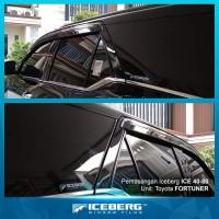 Kaca film iceberg technology night vision system dan uv400