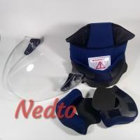 Busa helm INK CENTRO (Full set + Kaca)