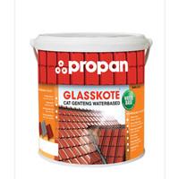 propan cat genteng GLASSKOTE 2.5LTR