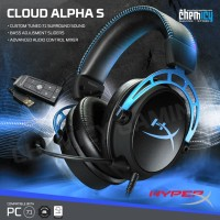 HyperX Cloud Alpha S 7.1 Surround Sound Gaming Headset
