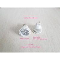 H3Q Lampu halogen led 3W sorot spotlight warm white e27 mr16 G4 spot
