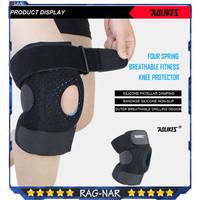Aolikes 7915 Knee Pad Knee Support Brace Pelindung Deker Lutut Aolikes