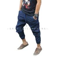 Jogger Pants Jeans Pria / Celana Jogger Jeans Murah