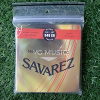Senar Gitar Classic Savarez 540 CR Tension France Savarez Original