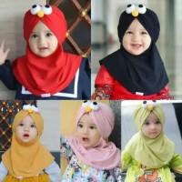 Jilbab anak elmo emoticon