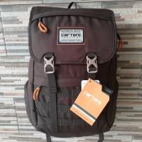 Tas Ransel Cartenz Tactical Backpack Laptop Cartenz Tactical Cayote