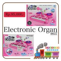 Mainan Anak Piano Organ Elektronik 9037