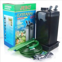Jebo 829 Canister External Bio Chemical Filter Eksternal Aquarium