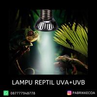 lampu reptil / reptile UVA + UVB 3.0