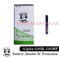 Baterai Samsung Galaxy Alpha G850 Rakkipanda Double Power