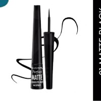 SILKY GIRL PERFECT MATTE EYELINER LIQUID | TERLARIS ORIGINAL 100%