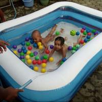Kolam Renang 2 Meter - Kolam Spa Bayi Anak Bestway Kotak