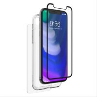 Zagg InvisibleShield iPhone XS X 5.8 Glass 360 Protection Ultra Clear