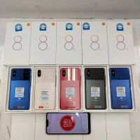Xiaomi Mi 8 Se 6GB-64GB - RED - BLUE - BLACK - GOLD aksesoris tablet