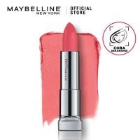 Maybelline Color Sensational Powder Matte Lipstick MakeUp - Raw Cocoa