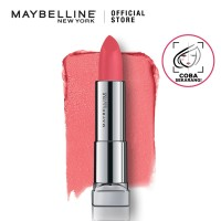 Maybelline Color Sensational Powder Matte Lipstick MakeUp - Code Red