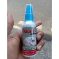 Fresh C Cat - Obat Sariawan Kucing Penghilang Bau Mulut Kucing Cat