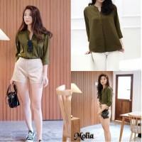 blouse wanita / baju / blouse / hem / baju wanita / kemeja