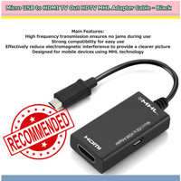 MHL to HDMI / MHL 5 pin Micro USB Male to HDMI Female Adapter Cable