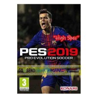 PES 2019 CD DVD GAME PC GAMING PC GAMING LAPTOP GAMES
