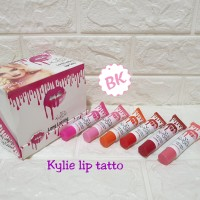 KYLIE TATO - Liptato / Lip Color Tatto Kylie Koko Long Lasting 24H