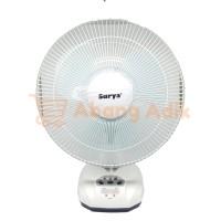 Surya Belgium 12 inch 12 Lampu Kipas Emergency Fan Lamp SDR 73