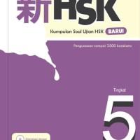 buku hsk 5 kumpulan soal ujian bahasa mandarin lengkapbbest seller ter