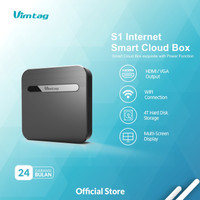 [RESMI] Vimtag S1 Cloud Box NVR For IP Camera CCTV Up to 16CH
