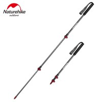 TREKKING POLE ST10 CARBON FIBER LIGHTER NATUREHIKE NH19S010-T
