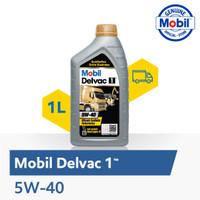 Oli Mesin - Mobil Delvac 1 5W-40 (1 liter)