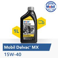 Oli Mesin - Mobil Delvac MX 15W-40 (1 liter)