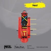Nest (rescue litter) Petzl for via ferrata cave rescue
