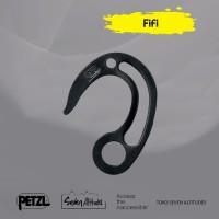 Hook Fifi Petzl Suspension hook for aid climbing