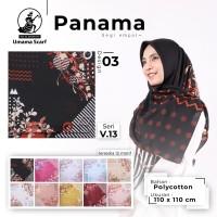 Jilbab Umama Panama Motif 11 Seri Baru / Hijab Paris Segiempat Grosir