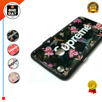 Case OPPO F5 Kondom HP Supreme tombol Besi Casing Cover