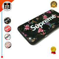 Case OPPO A59 F1S Kondom HP Supreme tombol Besi Casing Cover