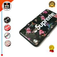 Case OPPO F7 Kondom HP Supreme tombol Besi Casing Cover