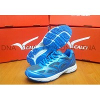 Sepatu Running Calci Dallas Grey Saphire Blue - ORIGINAL