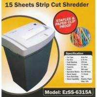 Mesin Penghancur Kertas SECURE EzSS 6315A Paper Shredder