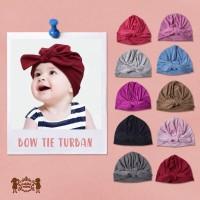 Petite Mimi Baby Turban Bow