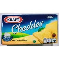 Kraft Cheddar 165 gr / Cheese / Keju Cheddar 165gr