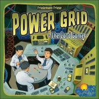 Power Grid : The Card Game
